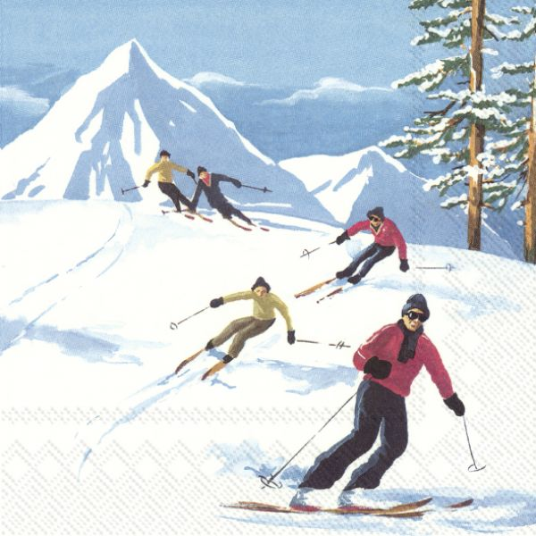 """Apres ski"" lunch"