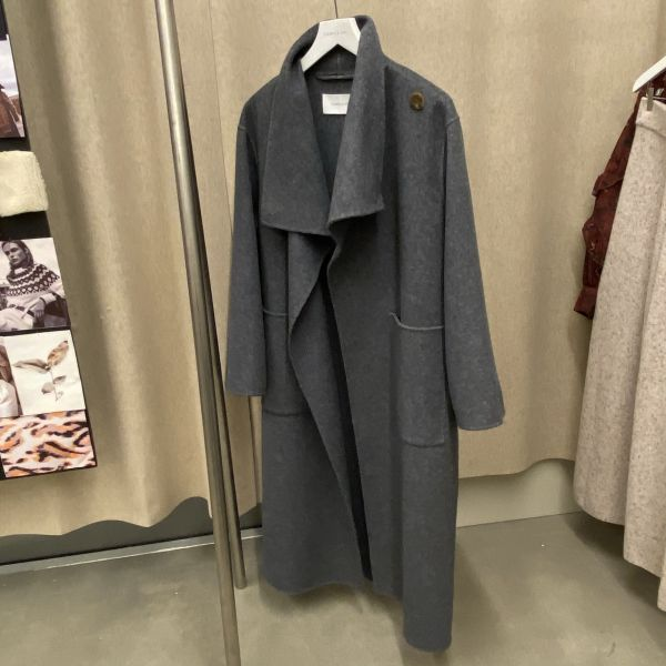 Lana Wool Coat