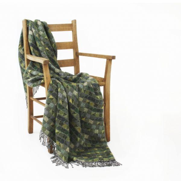 Merino Ravenna grønn nr.7030