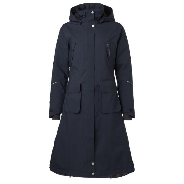 Stierna Winter Coat Navy