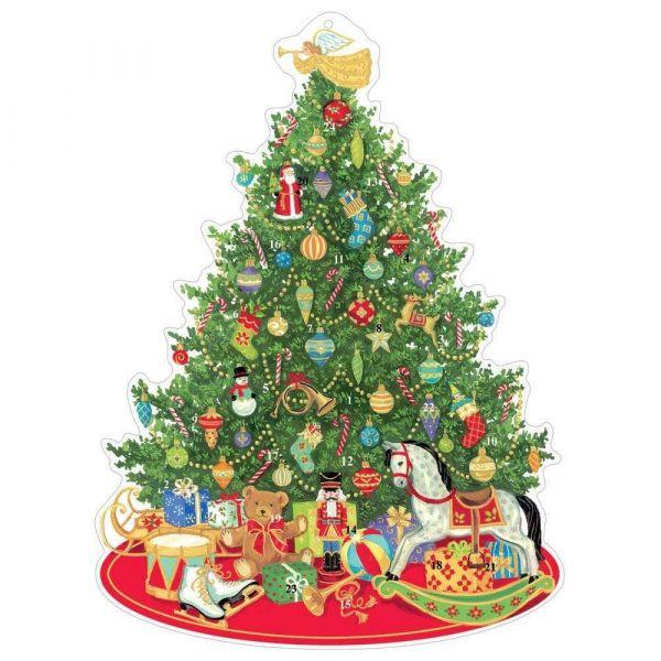 Adventskalender Oh Christmas Tree