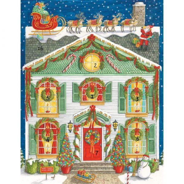Adventskalender Home for Christmas
