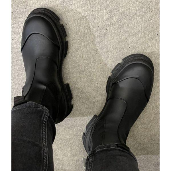 Wave Short Boots