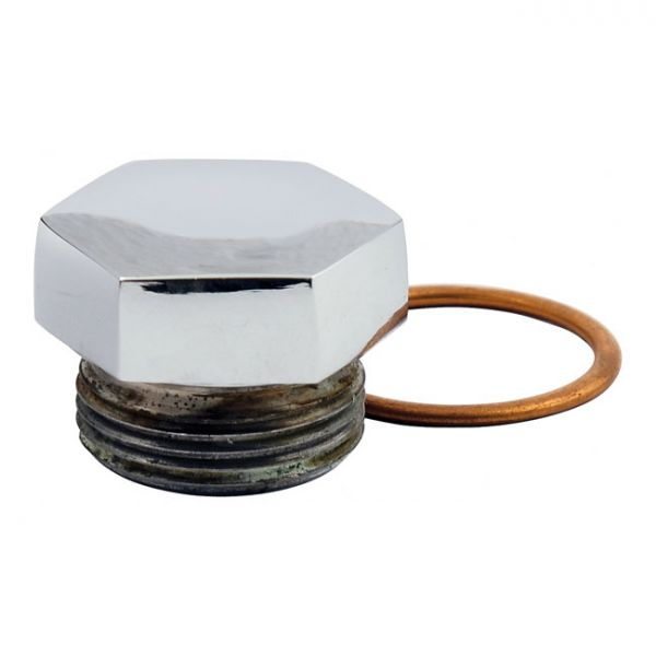 PAUGHCO HEX OIL FILL PLUG 36-86 4-SP