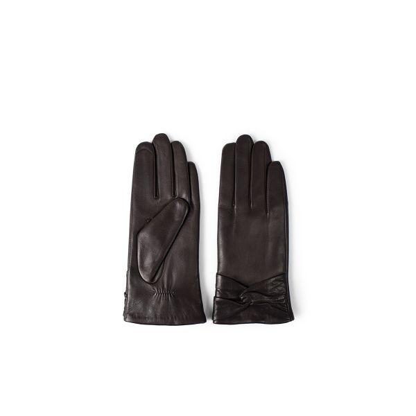Stacey Gloves Dark Brown