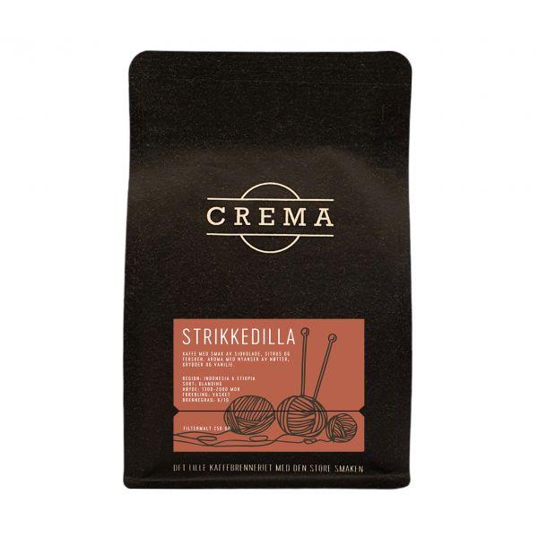 Strikkedilla, Kaffe Filter 250gr