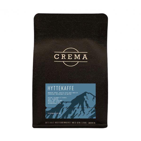 Hyttekaffe, Filter 250gr