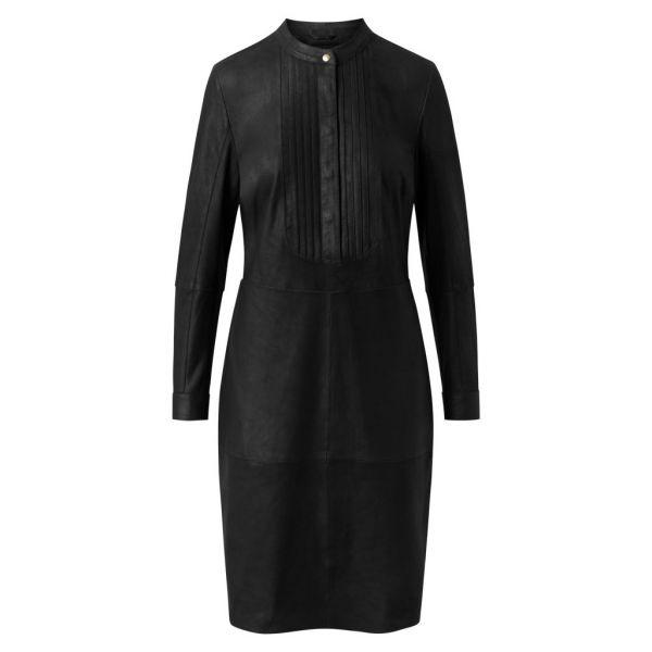 Shirt Dress - Leather
