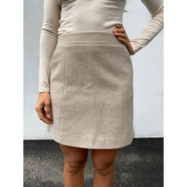 Damino Skirt - Mushroom