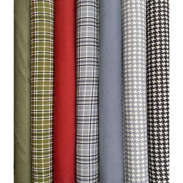 Yuletide Gatherings Flannels 2