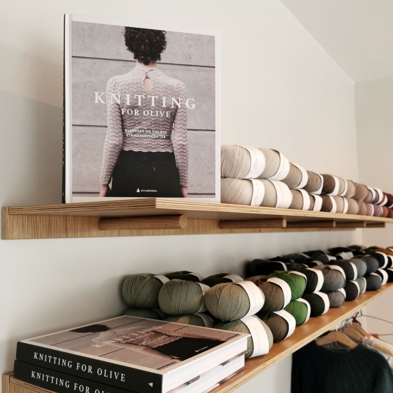 Bok - Knitting for Olive