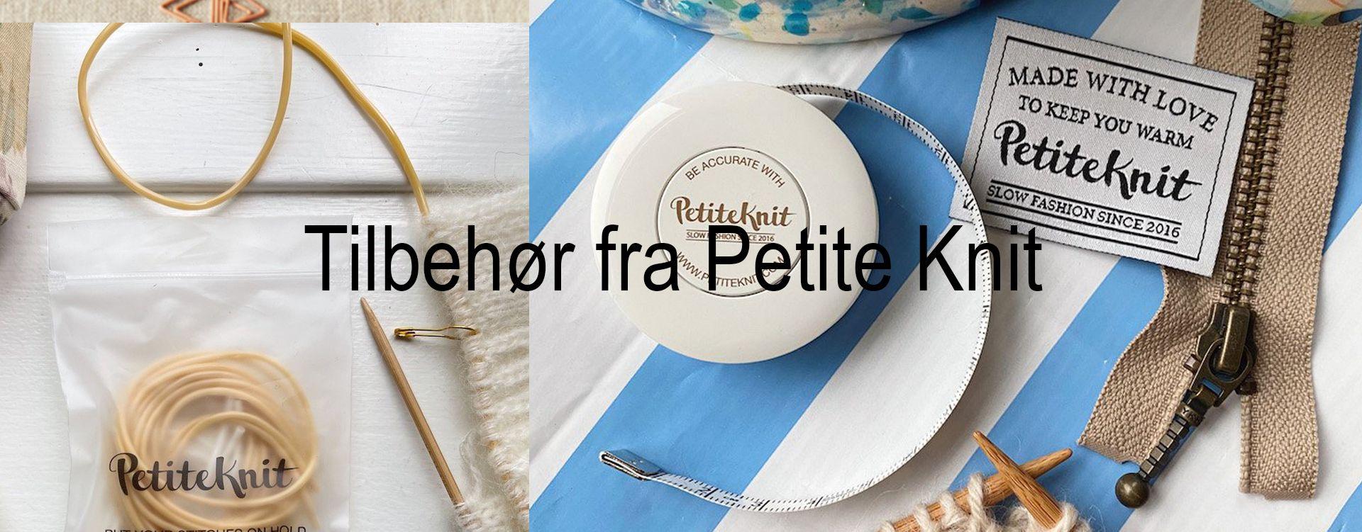 Tilbehør fra Petite Knit