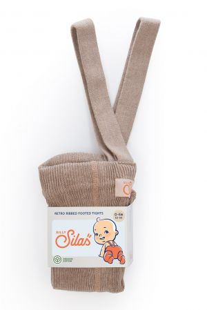 SILLY SILAS - TIGHTS PEANUT BLEND