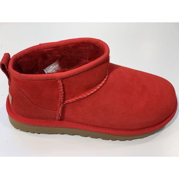 UGG ULTRA CLASSIC MINI RED