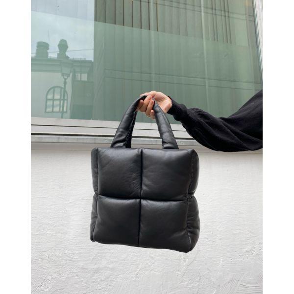 Rossane Puffy Bag - Black