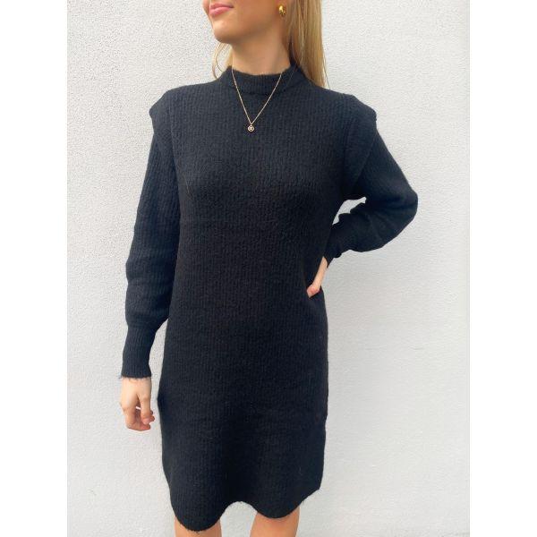 Balira Knit Dress - Black
