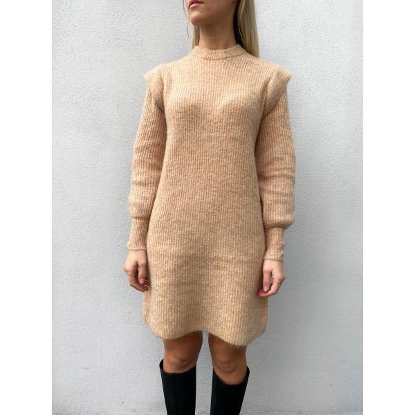 Balira Knit Dress - Cuban Sand