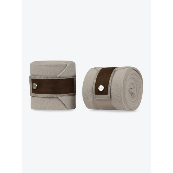 PS of Sweden Polos Brown Suede Latte