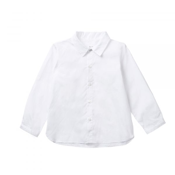 LALABY - ARTHUR SHIRT WHITE