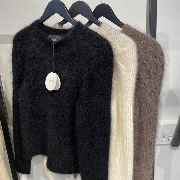 Mira Mohair Sweater