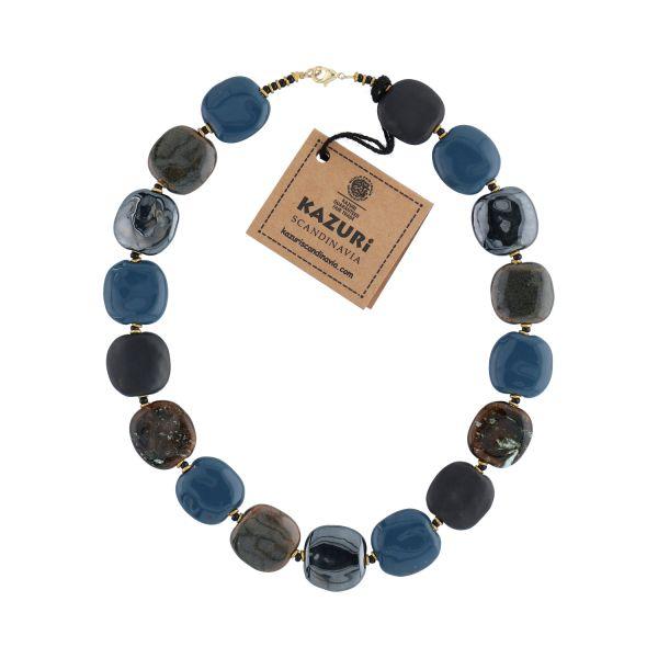 Kazuri Smykke - Pebbles