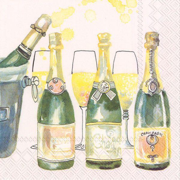 Champagne Party – Lunsj