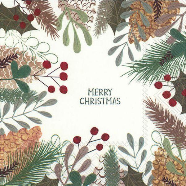 Natural Merry Christmas – Lunsj
