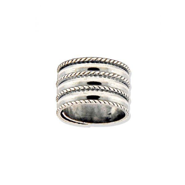 """SAGA - Ring """"viking bred"""""""