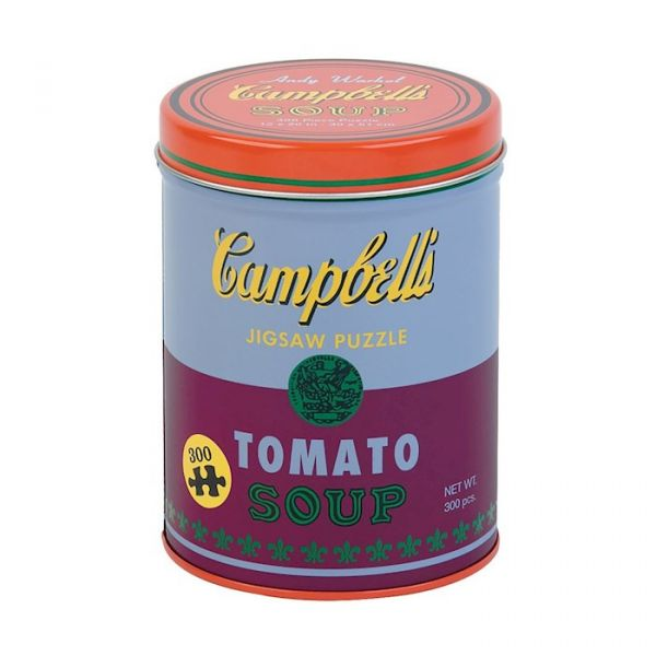 Puslespill Andy Warhol Soup can 300 piece