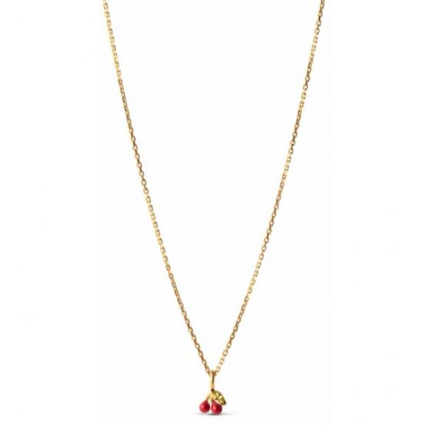 Necklace, Cherry