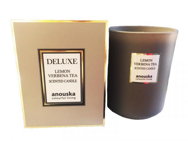 Deluxe duftlys Lemon Verbena