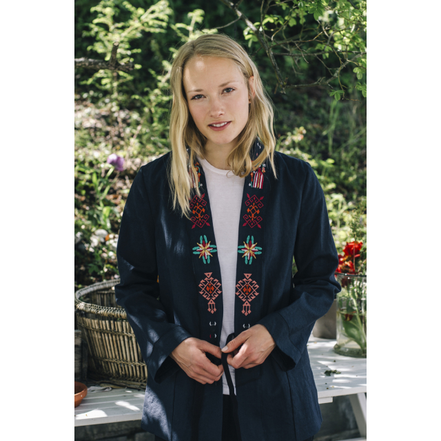 4819 EMBROIDERED JACKET