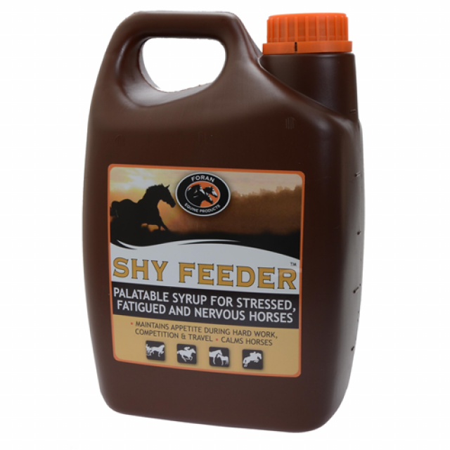 Shy Feeder B Vitaminer