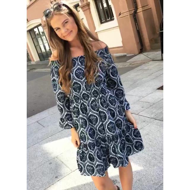 Hide singolla dress
