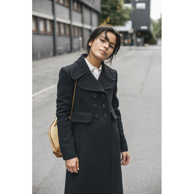 MANTEAU EDGAR COAT