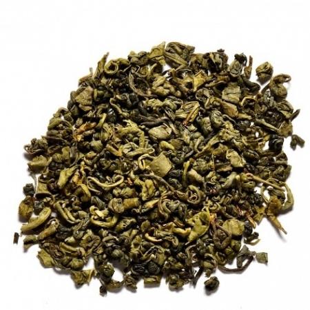 Grønn Gunpowder Økologisk