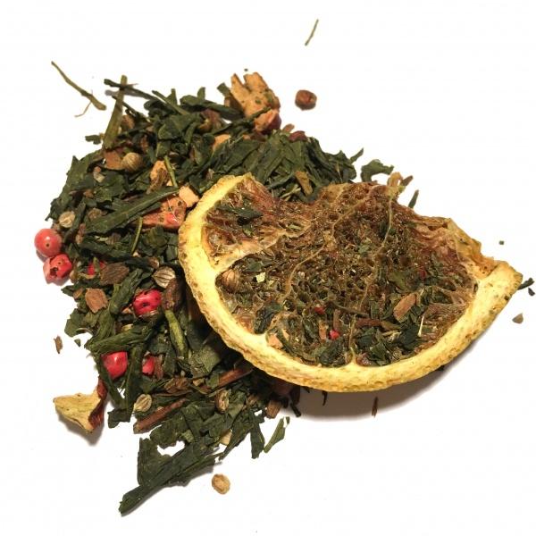 Grønn Skomaker-te