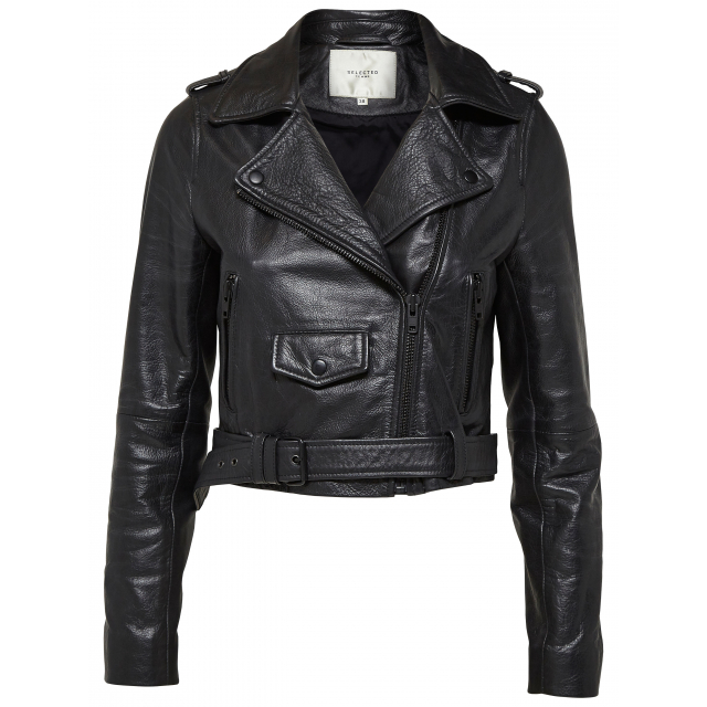 Bianca Leather Jacket