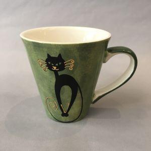 Mitsy grønn kattekopp 0,25 l