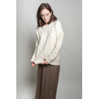 LIMITED COLLECTION Cashmere Cabel genser