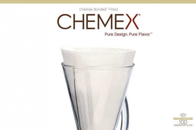 Chemex papirfilter 3 kopp