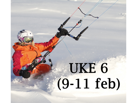 Venabygdsfjellet Uke 6 (9-11 feb)