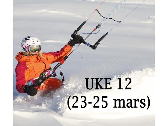 Venabygdsfjellet Uke 12 (23-25 mars)