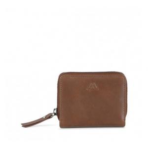 Delta lommebok chestnut