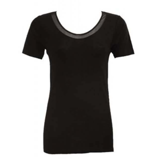 Juliana Wool T-Shirt