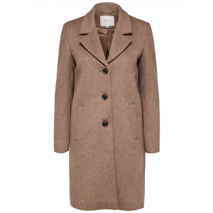 Sasja Wool Coat Amphora