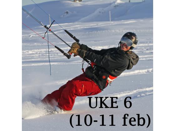 Haukeli - Uke 6 (10-11 feb)