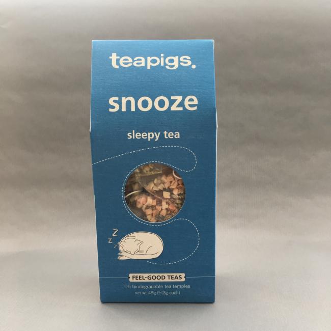 snooze ~ sleepy tea