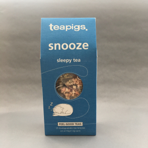 snooze ~ sleepy tea