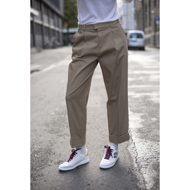 'SCOTCH HAVE' CARROT FIT CHINO PANT